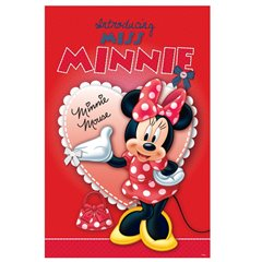 Joc Party Minnie Mouse, Amscan 995240, 1 buc