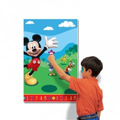 Disney Mickey Mouse Party Game, Amscan 994157, 1 piece
