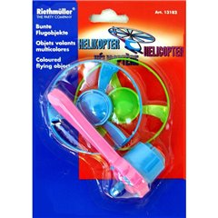 Helicopter Toy Amscan 13182