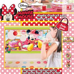 "Joc Party Minnie Mouse ""Nimereste Tinta"", Amscan 996860, 1 buc"