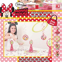 Joc Party Disney Minnie Mouse Hoopla, Amscan 996861, 1 buc