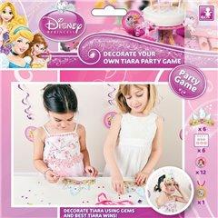 Decorate Princess Tiara, Party Game, Amscan 996863, 1 Piece