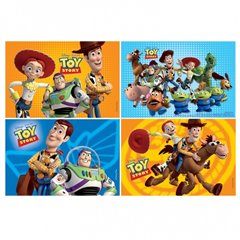 Toy Story Jigsaw Puzzles Amscan 994030, Pack of 4 pieces