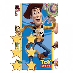 Joc Party Disney Toy Story, Amscan 994016, 1 buc