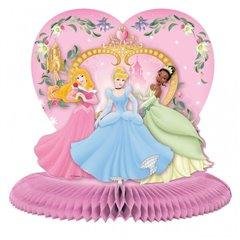 Ornament masa pentru petrecere cu Printese Disney - 26 cm, Amscan 993867, 1 buc