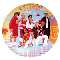 High School Musical Paper Plates 23 cm, Amscan RM551381, Pack of 8 Pieces