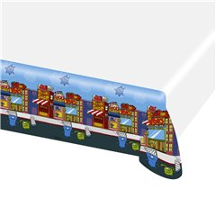 Ugly Dolls Plastic Table Cover, 180 x 120 cm, Amscan RM552446, 1 piece