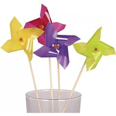 Cupcake Party picks, Amscan RM552124, Pack of 10 pieces