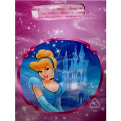Cinderella Party Treat Bags - Party Supplies, Amscan RM550463, Pack of 6 pieces