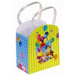Punguta pentru cadouri copii la petreceri - Winnie the Pooh, Amscan 550985, 1 buc