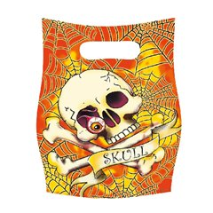 Halloween Party Treat Bags - Party Supplies, Amscan RM552094, Pack of 6 pieces