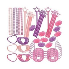 Favours Fashion Fun Pack, Amscan INT395024, Pack of 48 pieces