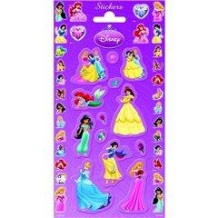 Stickere decorative pentru copii - Printese Disney, Radar 1046930, Set 12 piese