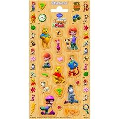 Stickere decorative pentru copii - Tiger & Pooh, Radar 1097, Set 10 piese