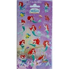 Stickere decorative pentru copii - Mica Sirena, Radar 0767, Set 14 piese