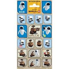 Stickere decorative pentru copii - Wall-E, Radar 1290, Set 19 piese