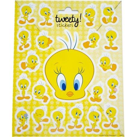 Stickere decorative pentru copii - Tweety, Radar 110041, Set 21 piese