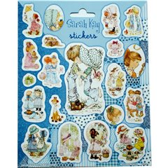 Sarah Kay Stickers, Radar 110039, Pack of 20 pieces