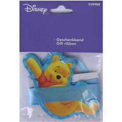 Winnie the Pooh Gift Ribbon, Amscan 550988, 1 piece