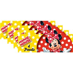 Minnie Mouse Colouring Pencils, Amscan 995244, Pack of 8 Pencil Sets