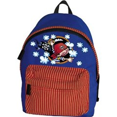 Blue Pirates Backpack, Amscan 551770, 1 piece