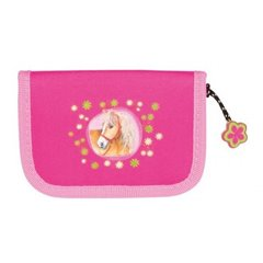 Girls Charming Horses Wallet, Amscan RM552097, 1 Piece