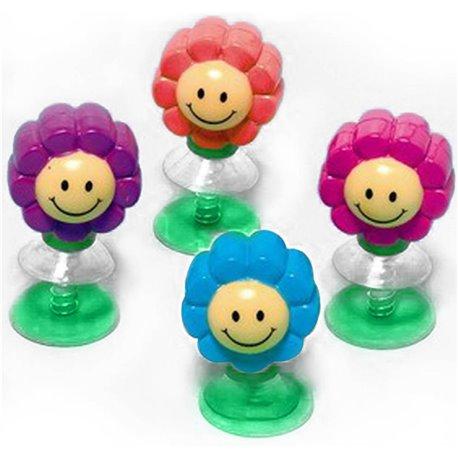 Jucarie Party Floare Zambitoare de Primavara, Amscan 392417, Set 12 buc