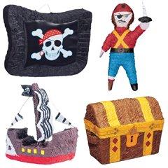 Pinata cu Pirati pentru petreceri copii, Diverse modele, Amscan P20027