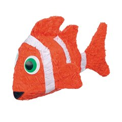 Clown Fish Pinata Amscan P19610, 1 Piece