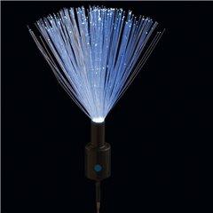 Fascicul luminos cu lumina albastra pentru decoratiuni, Qualatex 97741, Set 10 buc