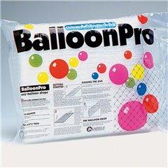 Plasa transparenta pentru baloane latex - 3.9m x 15m, Qualatex 65071, 1 buc