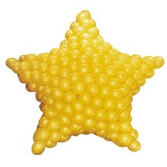 Balloons Pro Star Sculpture Drop Kit - 1.2 m, Qualatex 65070, Pack of 2 pieces