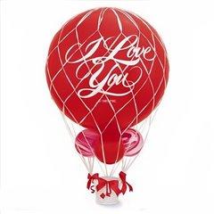 White Hot Air Balloon Nets for 91 cm Balloons, Qualatex 50601, 1 piece
