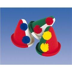 Palarie Arlechino, diverse modele, Amscan RM7545, 1 buc