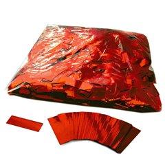 Confeti dreptunghiulare rosii din folie pentru petreceri, Radar SPC.F.RR