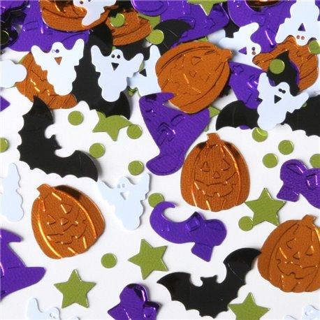 Confetti Scary pentru Halloween, Amscan 368235, Punga 14g