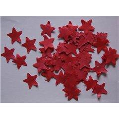 Confetti stelute rosii din hartie pentru party si evenimente, Radar SPC.P.RS
