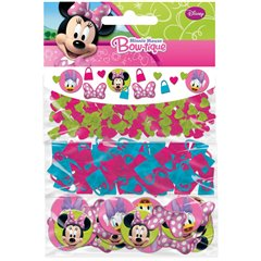Minnie Mouse Pink Value Confetti 3 Pack, 40 g, Amscan 996117