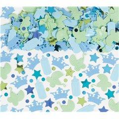 Confetti Little Prince pentru botez sau evenimente, Amscan 369458, Punga 70g