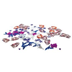 Confetti cu Sofia the First pentru party si evenimente, Amscan 997166, Punga 34g