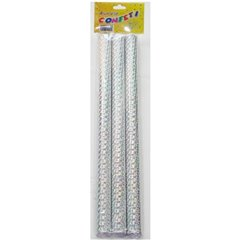 Multicolor Confetti Launcher, 35 cm, Radar TUN.8835, Pack of 3 piece
