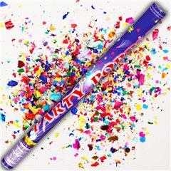Multicolor Wedding Confetti Shooter, 100 cm, Radar TUN.83100, 1 piece