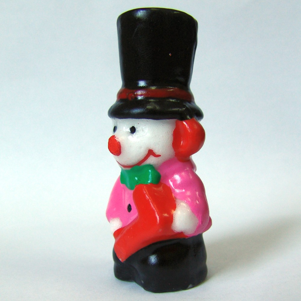 Number 7 Birthday Cake Candle Clown Radar Smfitgc7 1 Piece