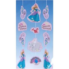 Barbie String Party Decoration, Amscan RM400186, 1 piece