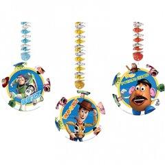 Serpentine decorative Toy Story pentru petrecere, Amscan 993877, Set 3 buc
