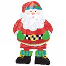 "Whimsical Santa Air-Walkers Foil Balloon - 94cm/37"", Amscan 0800601"