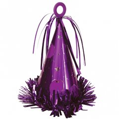 Greutate Coif Purple pentru baloane - 170g, Amscan 1004202