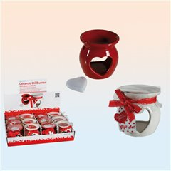 Suport din ceramica pentru lumanare, OOTB 711026