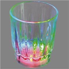 Acrylic glass with colour changing LED, OOTB 750115, 1 piece
