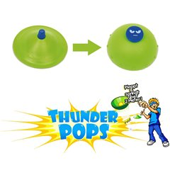 Rubber Ufo - Thunder Pops, OOTB 12/0973, 1 piece